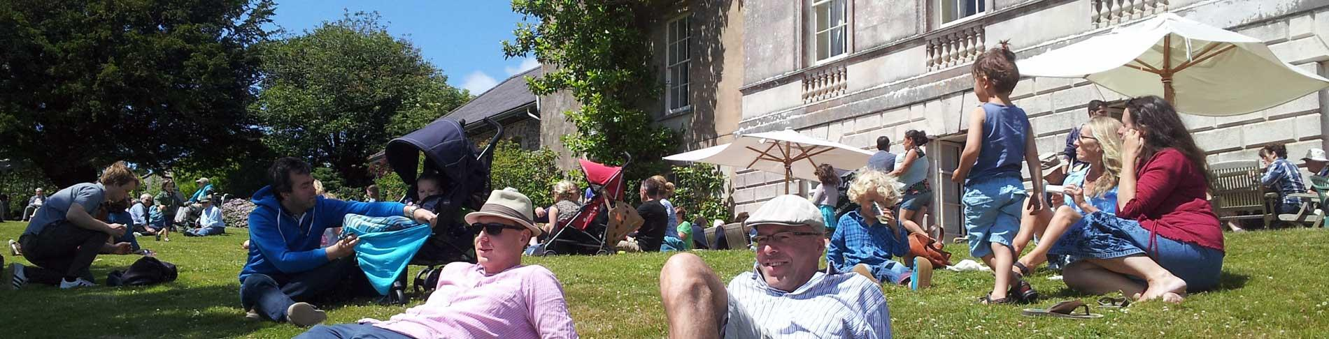 Summer Open Day at The Sharpham Trust