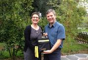 A new defibrillator for Sharpham