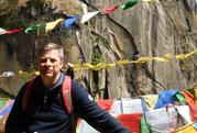 Our Director Julian reports on his recent visit to Bhutan