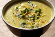 Recipe: Golden cauliflower and creamy cashew nut soup from Janet