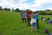 Sharpham Trust team day 2015