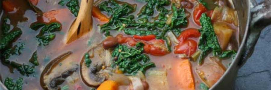 Recipe: warming Winter stew