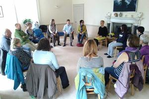 We host mindfulness courses and sessions here