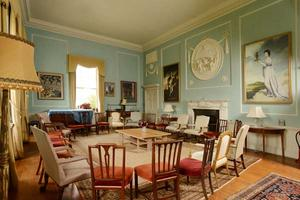 The Music Room is the perfect meeting place - surrounded by Georgian history and art