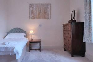 Meadowsweet, one of the bedrooms in The Coach House