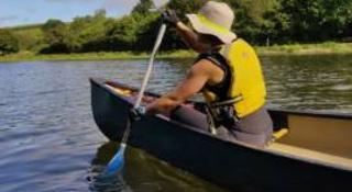 See what a Canoeing Retreat looks like