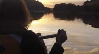 Canoeing retreat: Stillness & Flow