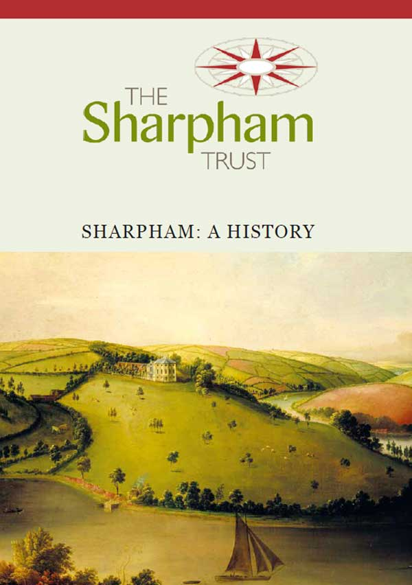 Explore Sharpham's history in this book