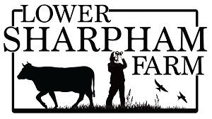 Lower Sharpham Farm logo