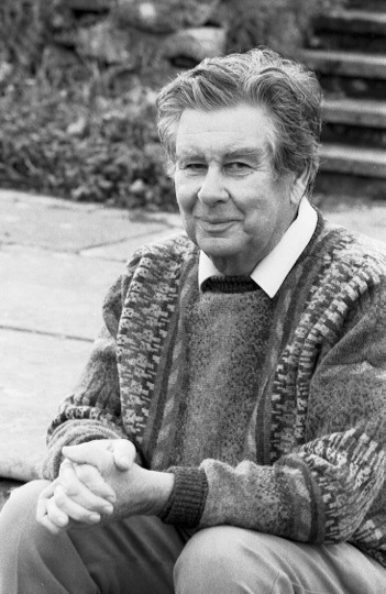 Maurice Ash, founder of The Sharpham Trust