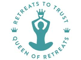 Logo of Queen of Retreats